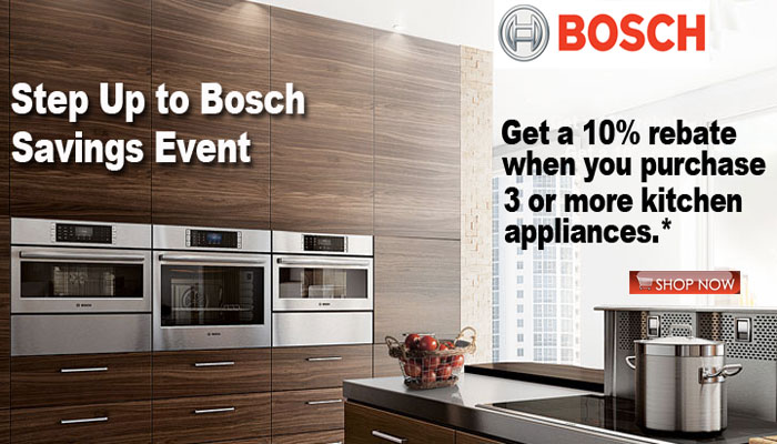 Shop Bosch Benchmark Appliance Packages
