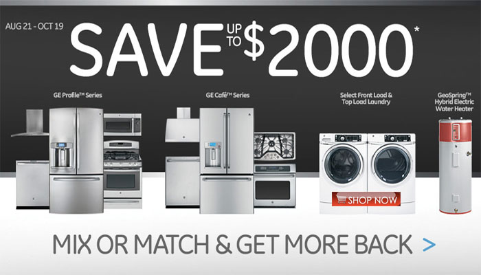 Shop GE Appliances