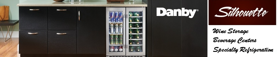 Danby Silhouette Beverage Centers