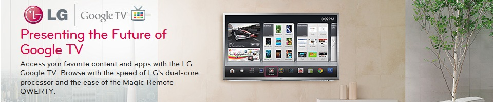 Shop LG Google TV