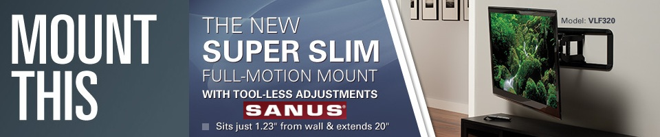 Sanus TV Wall Mounts