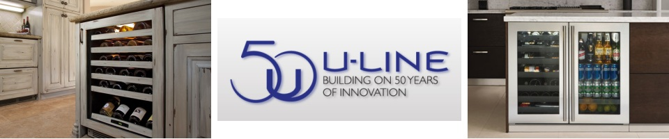 U-Line Undercounter Refrigeration, Ice Makers, and Wine Coolers