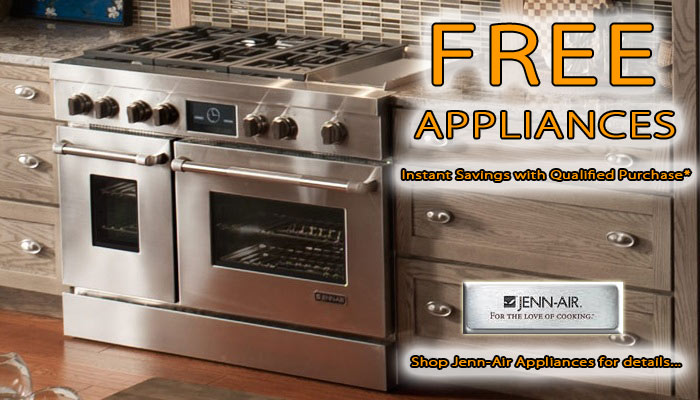 Free Jenn-Air Appliances