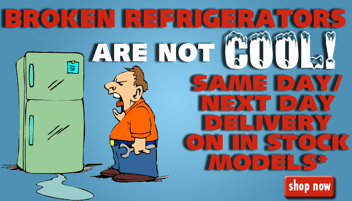Replace Your Broken Refrigerator