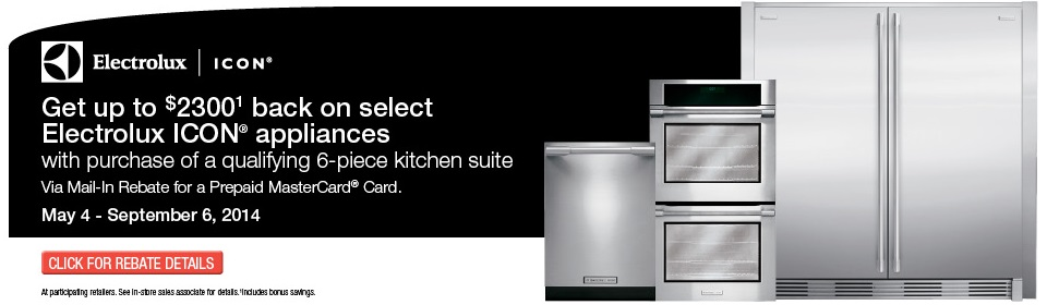 Shop Electrolux ICON Kitchen Packages