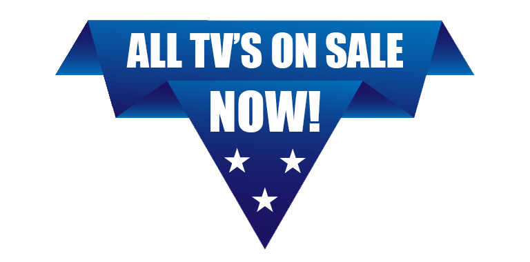 TV's on sale now