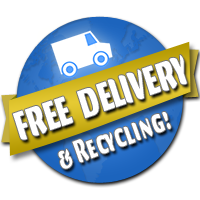 Free Delivery And Recycling