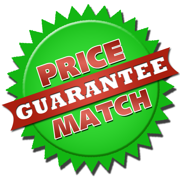 Price Match Guarantee from Percy's