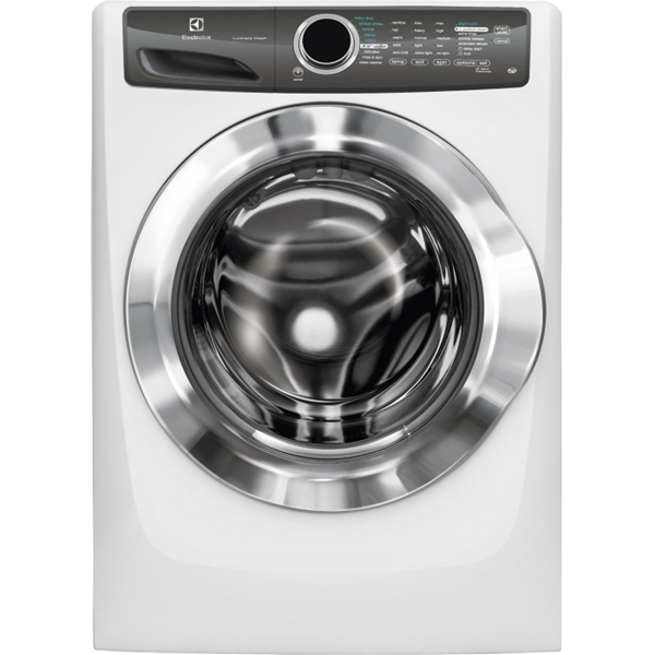 Electrolux Front Loader Washing Machine Instructions