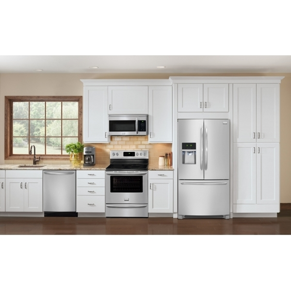 27.2 Cu Ft French Door Stainless