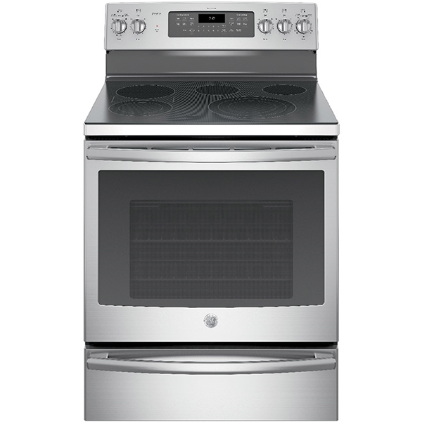 profile 4 piece appliance package   stainless steel kitchen packages   ge frigidaire samsung appliances electrolux      rh   percys com
