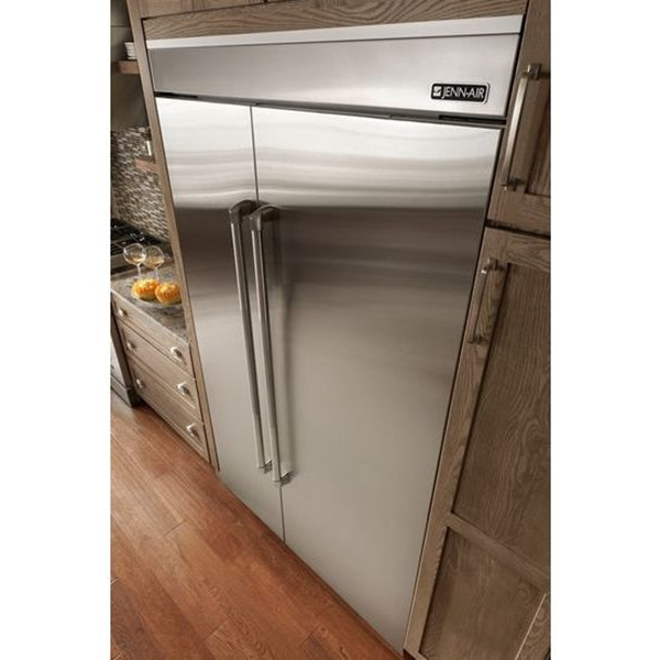 panel ready refrigerator built in cu ft side with ice and water dispenser kitchenaid