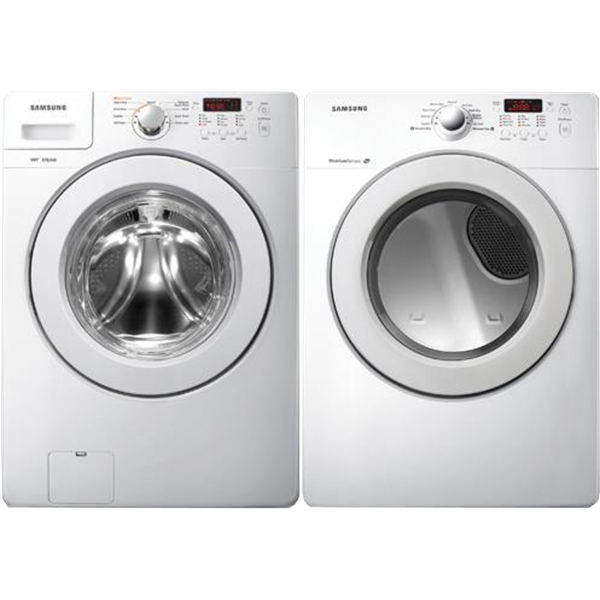 j4000 series front load washerdryer pair