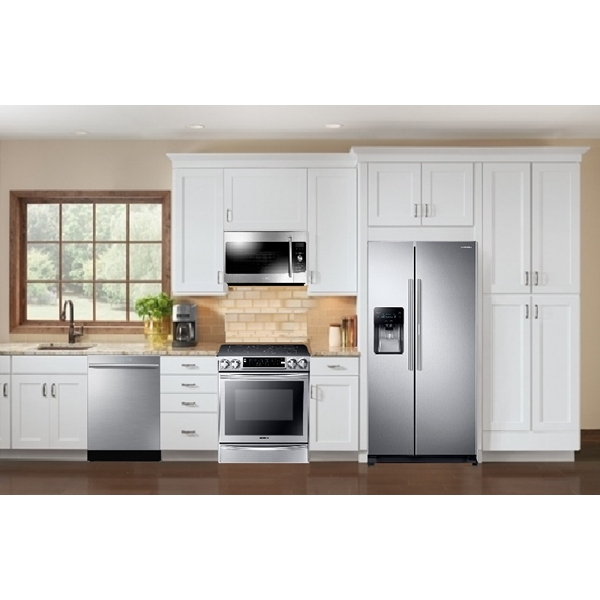 Kitchen Suite: 4-PC Appliance Package With