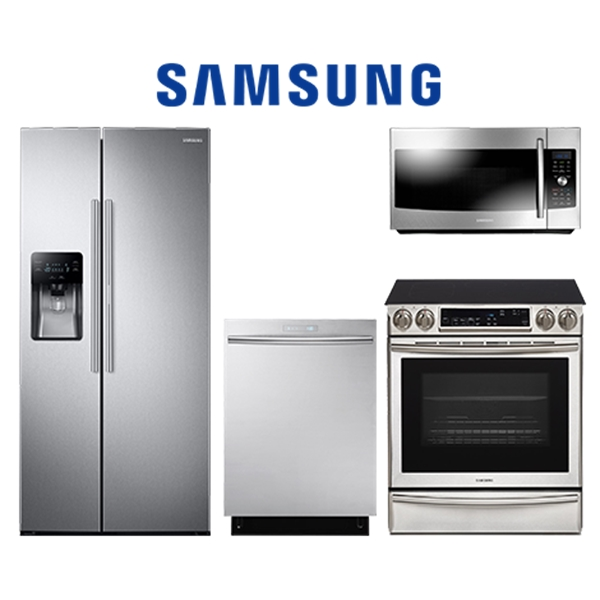 4-PC Appliance Package With