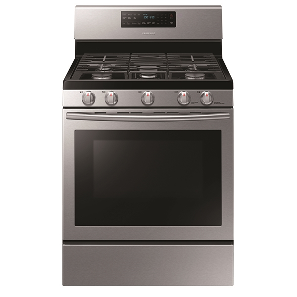 Kitchen Suite: Samsung Stainless Steel Four Piece