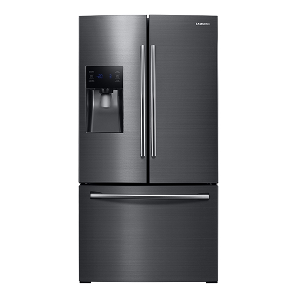 Samsung Rf263beaesr 24 6 Cu Ft French Door Stainless