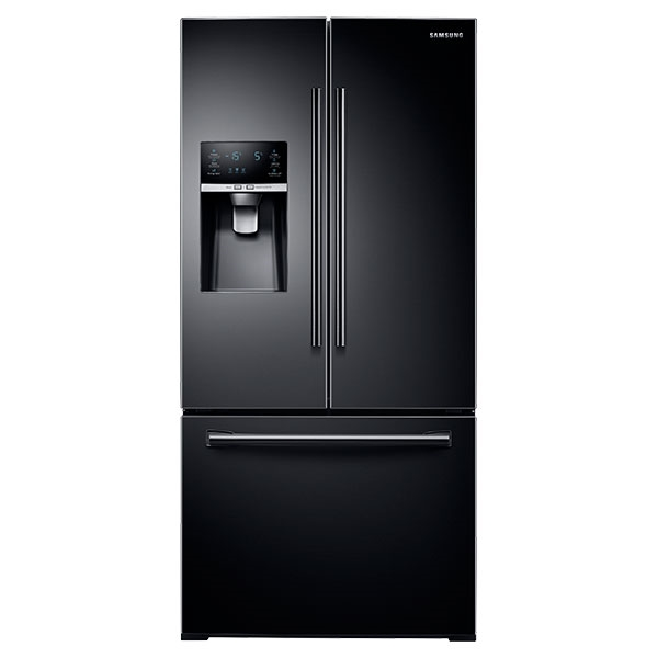 Samsung Rf26j7500bc 25 5 Cu Ft French Door Black